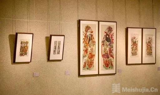 凤翔年画亮相国博迎春文化展
